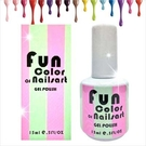 【美國原裝進口】Fun Color of Nailsart L-0006春夏光撩彩繪指甲油凝膠-15ml(81-100號) [48242]
