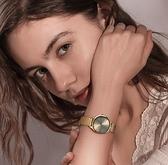 手表女ins風女士手表女時尚奢華精致小方表送新年禮物 極簡雜貨