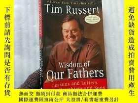 二手書博民逛書店Wisdom罕見of Our Fathers 32開【內頁乾淨】