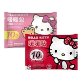 Hello Kitty 暖暖包/暖暖貼(42gx10入) 款式可選【小三美日】三麗鷗授權