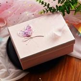 禮品盒 禮物盒包裝盒小號