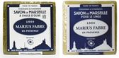 法國 法鉑 經典馬賽皂(橄欖油/棕櫚油) 400g/塊