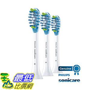 [106美國直購] Philips HX9043/64 原廠 替換牙刷頭3入 Sonicare Adaptive Clean replacement toothbrush heads