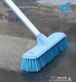 清潔刷-意大利CT施達伸縮桿長柄地板洗地刷硬毛浴室衛生間戶外瓷磚地磚刷 提拉米蘇YYS