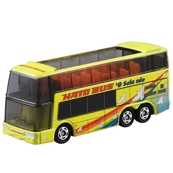 【 TOMICA火柴盒小汽車 】TM042 HATO BUS   /   JOYBUS玩具百貨