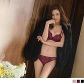 《VA579》性感蕾絲花瓣造型成套內衣+內褲32-38B OB嚴選