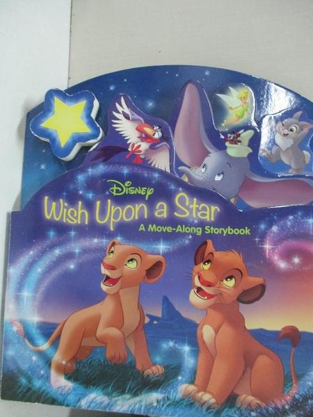 【書寶二手書T1/少年童書_J8V】Wish upon a Star: A Move-along Storybook_Miller