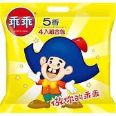 乖乖玉米脆條-五香口味52g*4入/袋【愛買】