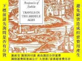 二手書博民逛書店The罕見Itinerary Of Benjamin Of TudelaY256260 Benjamin Of