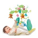 迪士尼幼兒 小熊維尼 維尼6用寶寶健身器材_DS88781