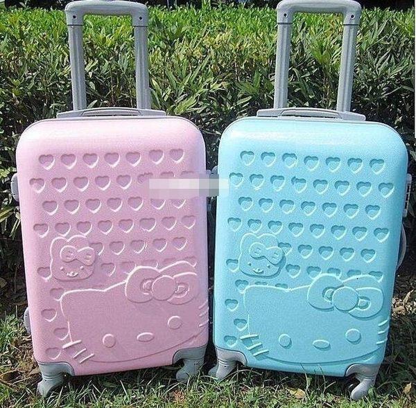 Hello Kitty 登機箱 行李箱 拉桿款 20吋 24吋28吋【潮咖範兒】