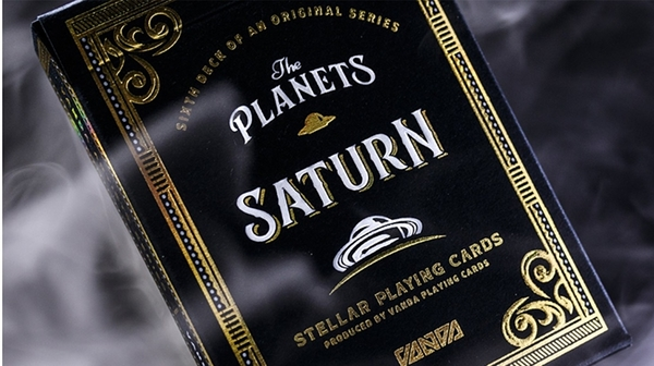 【USPCC撲克】The Planets: Saturn Playing Cards S103049430