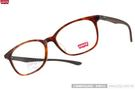 LEVIS 光學眼鏡 LS06453 DEMI (琥珀-黑咖啡) 簡約時尚百搭款 # 金橘眼鏡
