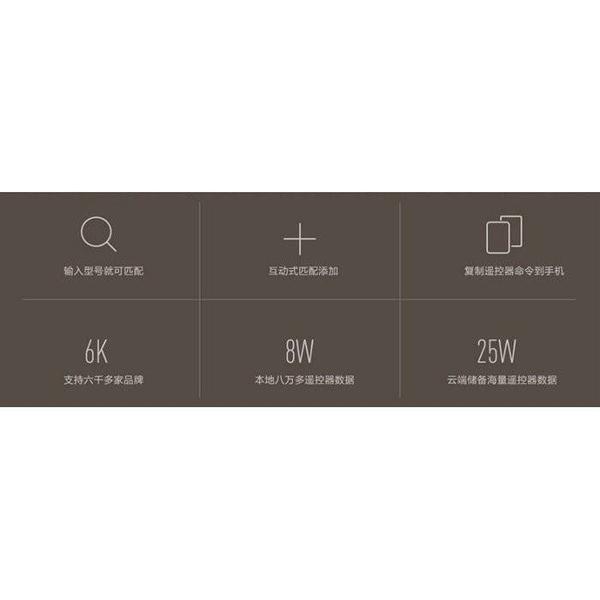 小米萬能遙控器 控制器 智能 App遠端控制 遠端操作 超遠20米控制距離 小愛同學 綠米 GM數位生活館