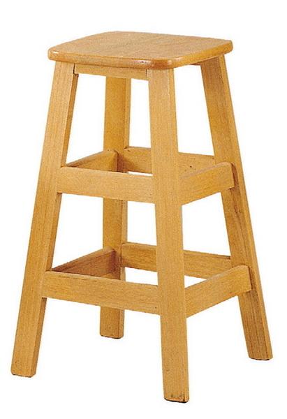 【 IS空間美學】2.0尺古椅子(本色)