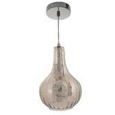 玻斯曼玻璃單吊燈