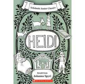 【麥克書店】HEIDI(海蒂)/書+CD