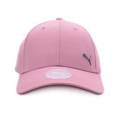 PUMA METAL 基本款棒球帽 煙霧粉 021269-36