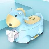 坐便器 兒童坐便器男孩女寶寶訓練馬桶小孩一歲女孩嬰兒幼兒尿盆廁所便盆YJT 暖心生活館