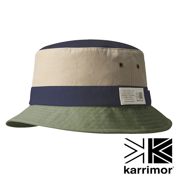 【karrimor】Grab hat 抗UV 防潑水 漁夫帽『彩色』100681 戶外 休閒 運動 露營 登山 吸濕 排汗 快乾