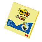 【奇奇文具】3M R330S抽取式利貼/抽取式便利貼 (黃色3x3)