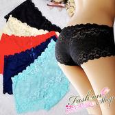 性感內褲 全蕾絲低腰褲平底內褲性感女內褲~流行E線B6070