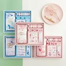 日系小清新TN手帳本可愛少女心手賬本禮盒套裝創意文具本子 黛尼時尚精品