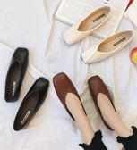 (全館一件免運)DE shop~(GG-9821)復古好穿豆豆鞋娃娃鞋
