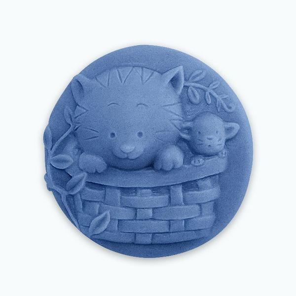 【香草工房】香草模子~寵物寶貝-籃子裡的秘密
