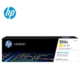 HP 204A 黃色 原廠 LaserJet 碳粉匣 (CF512A)