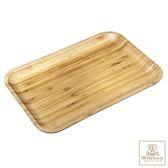 【英國 WILMAX】竹製長形餐盤/輕食盤 (35.5x25.5CM)