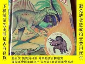 二手書博民逛書店COLOSSAL罕見BOOK OF DINOSAURSY2052