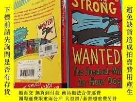 二手書博民逛書店JEREMY罕見STRONG WANTED 傑裏米·斯特朗Y200392