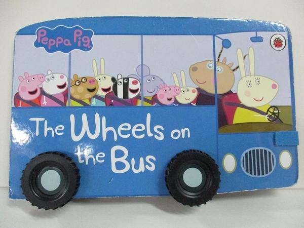 【書寶二手書T1/少年童書_D1U】The wheels on the bus_adapted by Claire Sipi