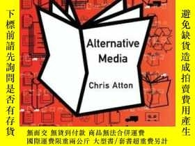 二手書博民逛書店Alternative罕見MediaY255562 Atton, Chris Sage Publication
