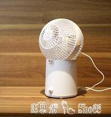 辦公室風扇桌面加濕器空氣凈化香薰機家用室內小功率靜音臥室 潔思米 220V  IGO