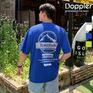 短T 正韓 雪山反光 落肩寬鬆 短袖t恤 oversize【PA20939】現貨+預購 Doppler