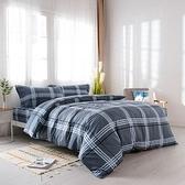 歐亞之星/吸濕排汗天絲全鋪棉床包兩用被四件組/雙人/森格
