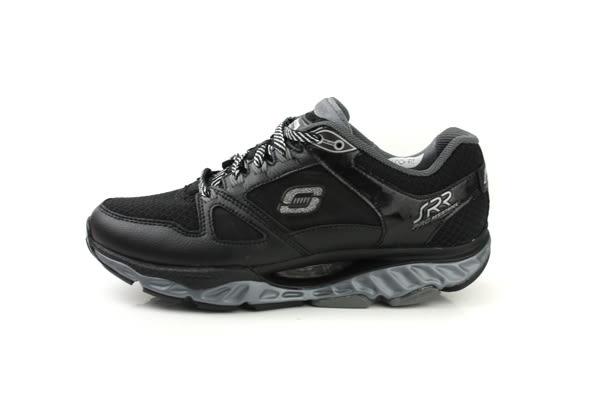 SKECHERS SRR PRO RESISTANCE 運動鞋 跑鞋 慢跑 避震 抗震 減壓 女鞋 黑色 88888037BBK no581