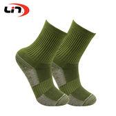 LIN OUTDOOR 運動襪 登山襪 戶外襪  MIT 銀纖維休閒運動襪運動襪