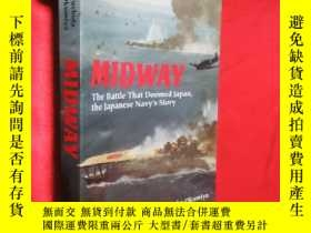 二手書博民逛書店Midway:罕見The Battle That Doomed