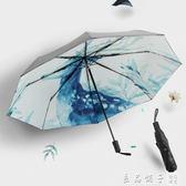 雨傘女折疊韓國小清新森系晴雨兩用傘女神太陽傘防曬防紫外線遮陽   良品鋪子