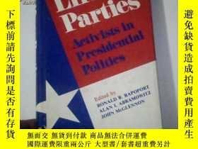 二手書博民逛書店the罕見life of the parties(英文原版 精裝