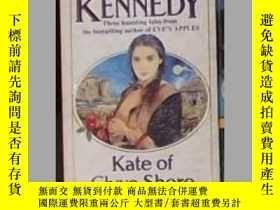 二手書博民逛書店英文原版罕見Kate of Clyve Shore by Len