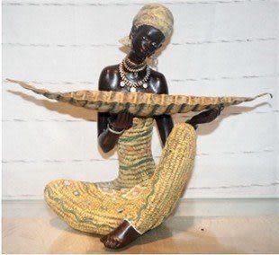 非洲風情糖果籃