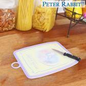 【クロワッサン科羅沙】Peter Rabbit~ 經典比得兔輕薄抗菌砧板(M)紫NF-212093