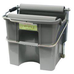 [奇奇文具]【擰乾桶】LD-1032 拖把絞乾器/擰乾桶/水桶(腳踏式)