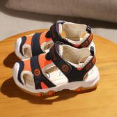凉鞋 兒童涼鞋男 男童女童涼鞋新款韓版夏季寶寶涼鞋女1-3歲機能鞋 草莓妞妞