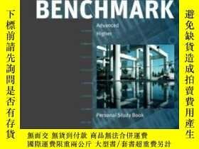 二手書博民逛書店Business罕見Benchmark Advanced Personal Study Book For Bec