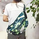 NIKE  腰包 臀包  多功能側背包 SPORTSWEAR TECH PRINTED HIP PACK 綠迷彩 BA5795-372